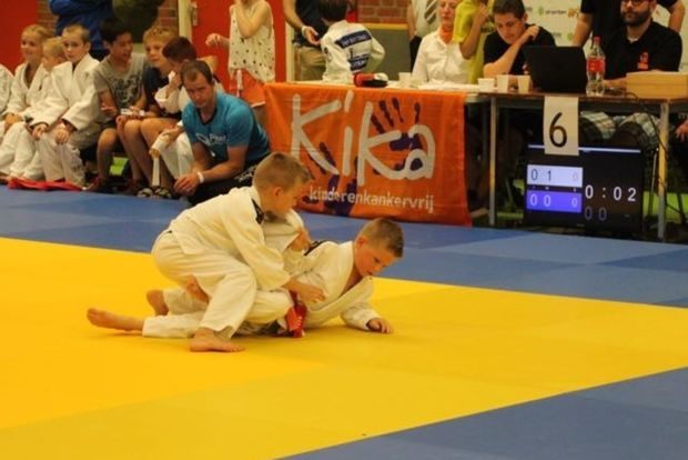 Flevoland Open Internationaal Judotoernooi Dronten